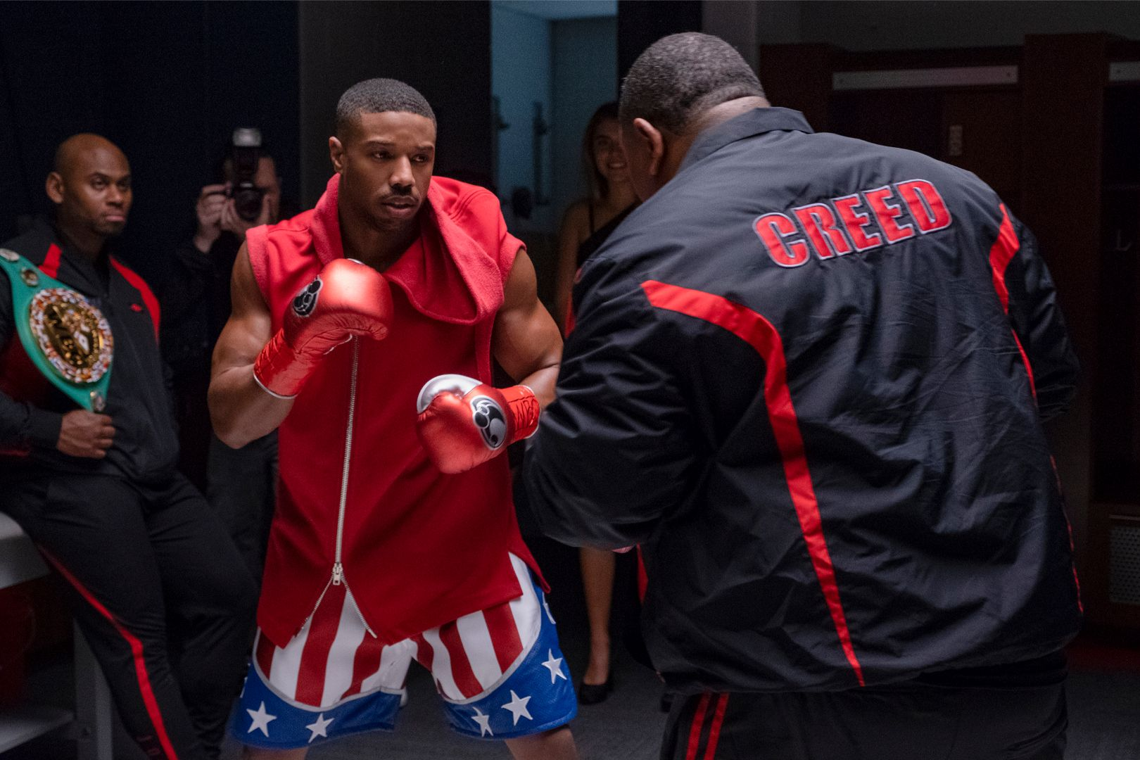Creed II Smash Expectations