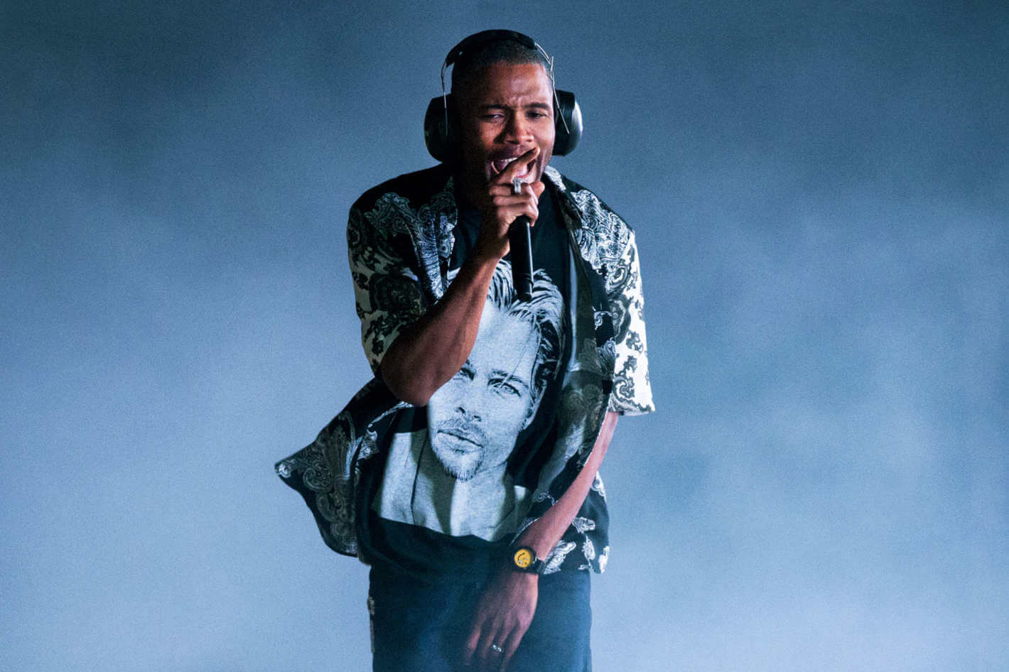Frank Ocean Is Serving Up New Music