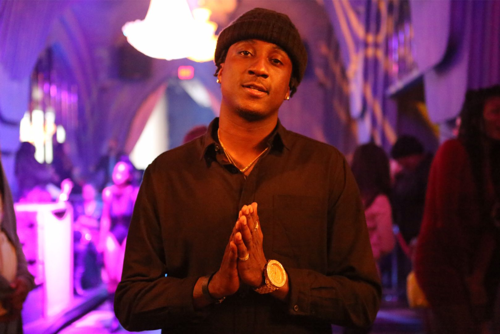 K Camp Gets The Nod From Migos During