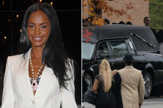 Kim Porter buried peacefully in the state of Georgia