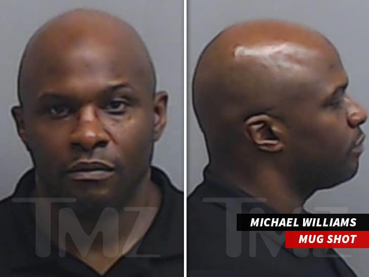 Michael Williams is The Alleged Killer-1