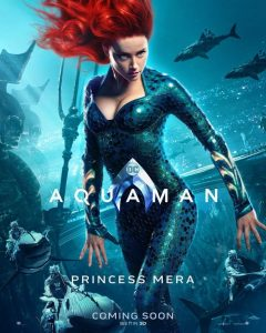 New posters for Aquaman-1