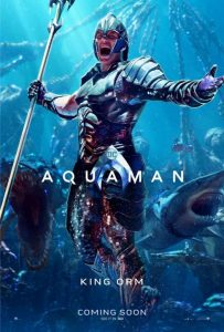 New posters for Aquaman-3