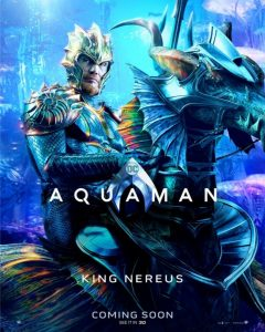 New posters for Aquaman-4