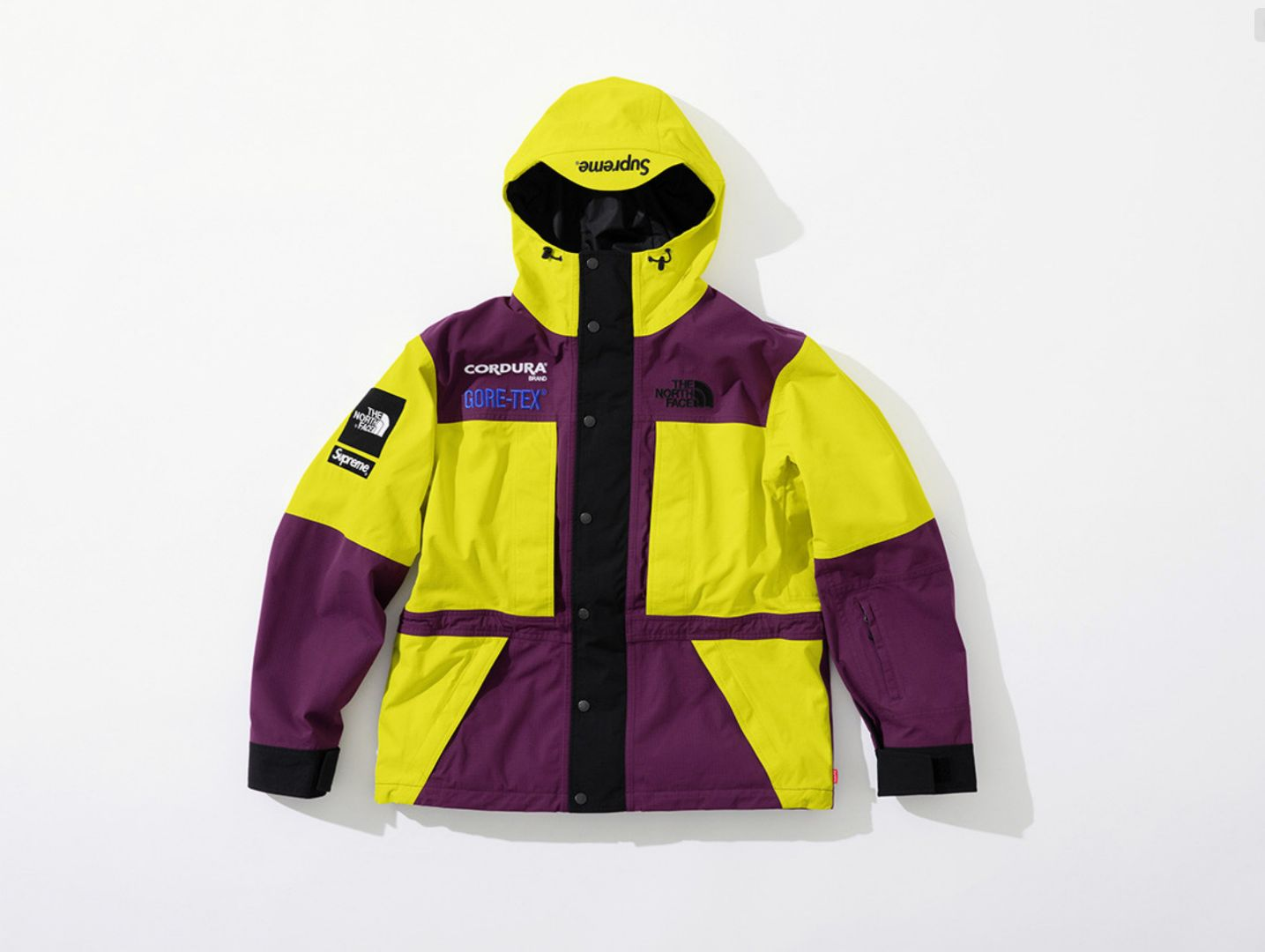 Supreme And North Face Drop GORE- 9