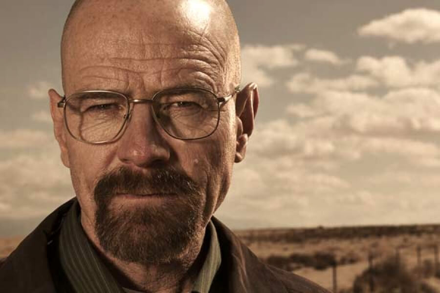 Walter White will not be appearing