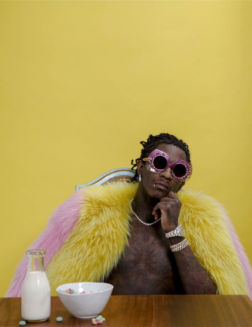 Young Thug Is The Muse of Miami