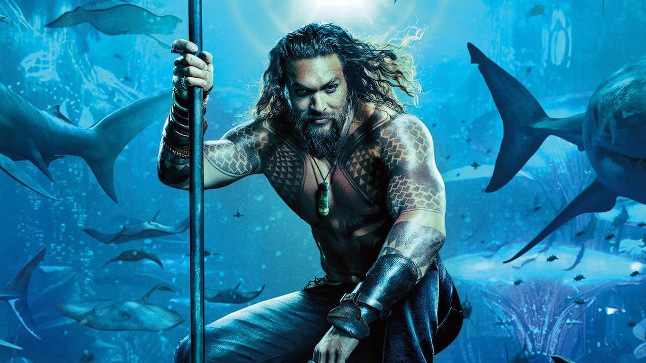 New posters for Aquaman