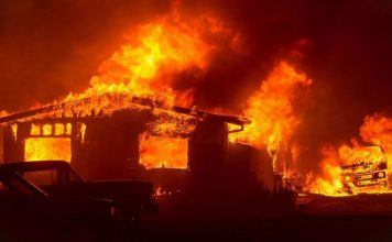 Billion For Cali Wildfire Clean Up