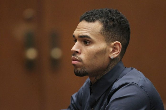Chris Brown Will Face