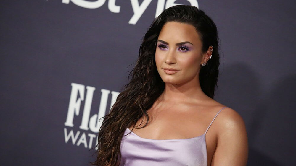 Demi Lovato Gets Major Support