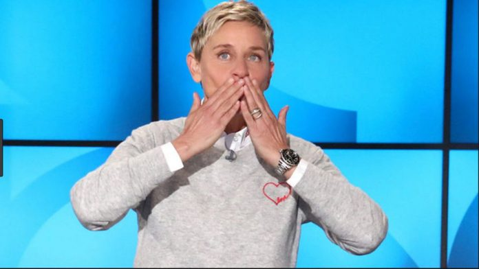Ellen DeGeneres Might