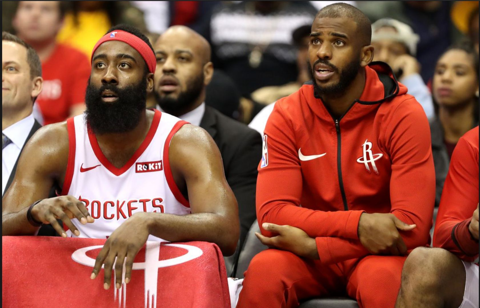 Houston Rockets Struggling
