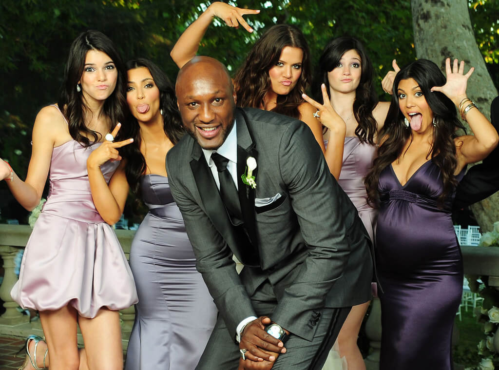 Lamar Odom Is Destroying The Kardashian