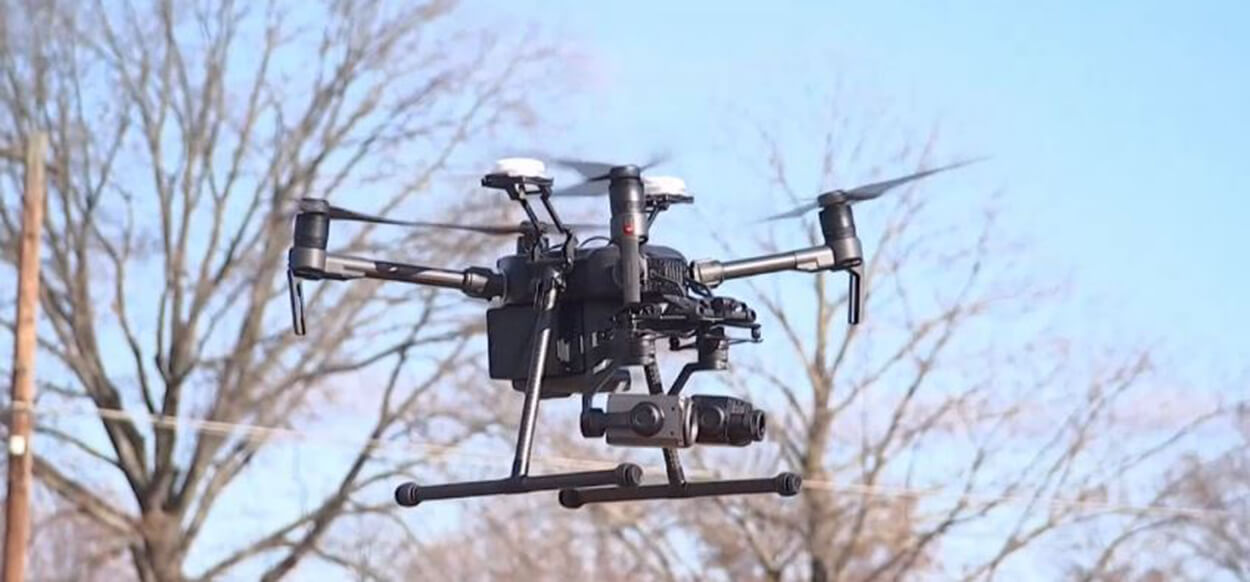 NYPD Reveals a new Drone Program