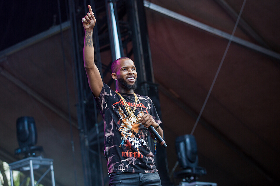 Tory Lanez Continues His