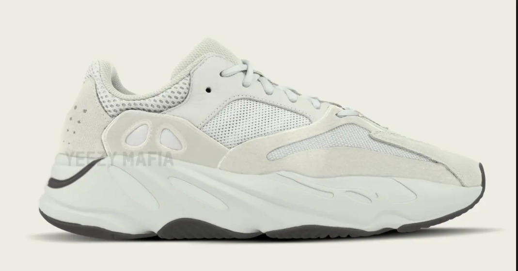 Yeezy Boost 700 Salt Colorway