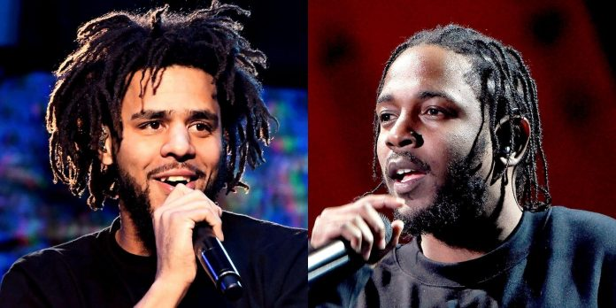 A Kendrick Lamar And J Cole Collab Album Boutta