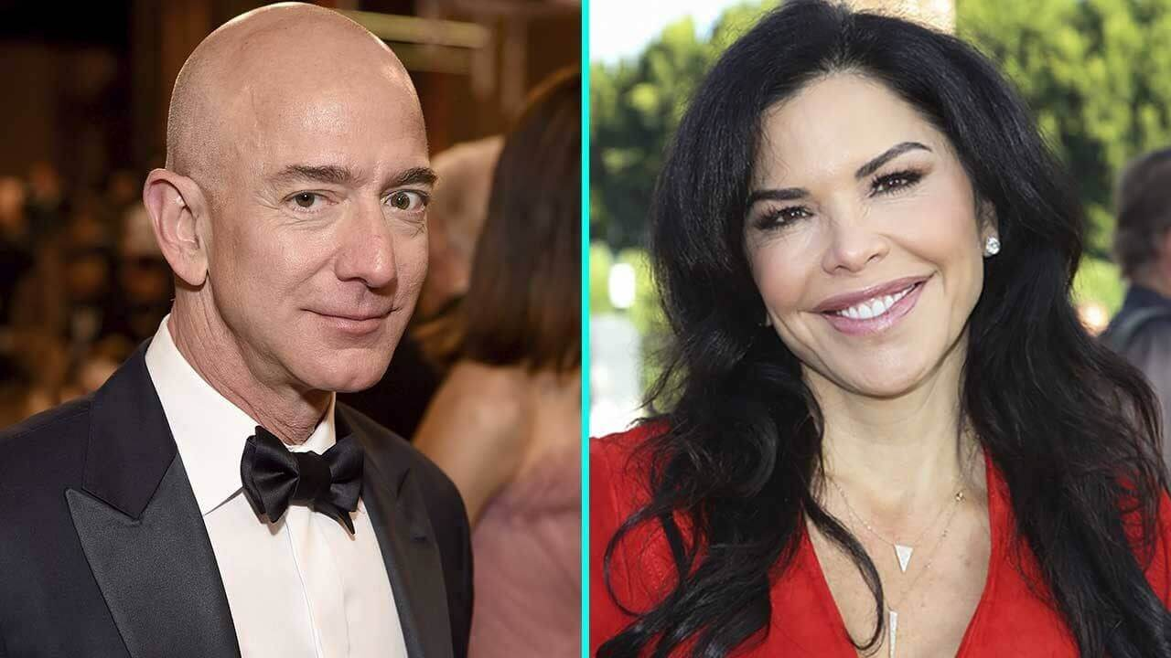 Jeff Bezos Been Hittin Lauren Sanchez For Months