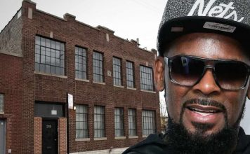 R Kelly Chicago Study Raided by Cops