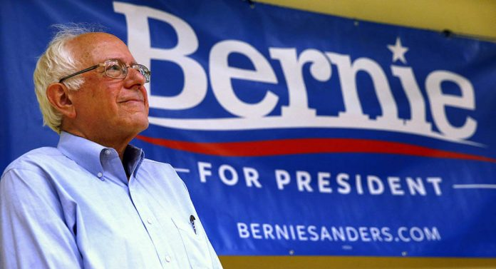Bernie Sanders Announces His Presidential Run