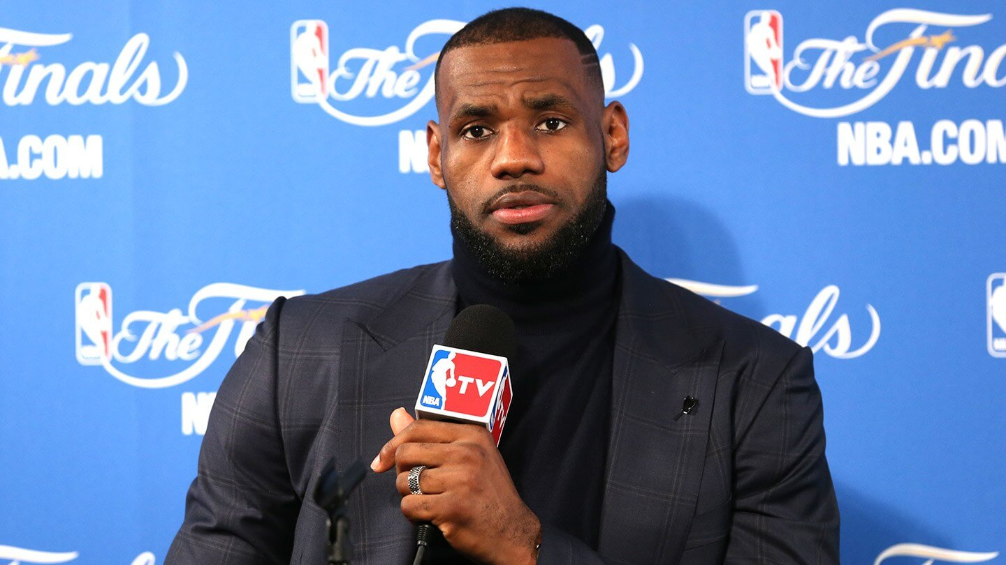 LeBron James Legacy Now In Question King James