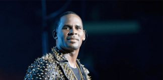 R Kelly Was Ready To Whip Gayle