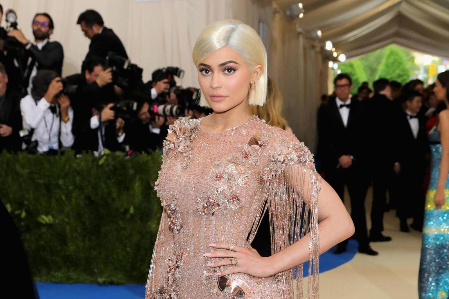 News Kylie Jenner's P*ssy Must Smell Like Money: She's the Youngest Billionaire in the World