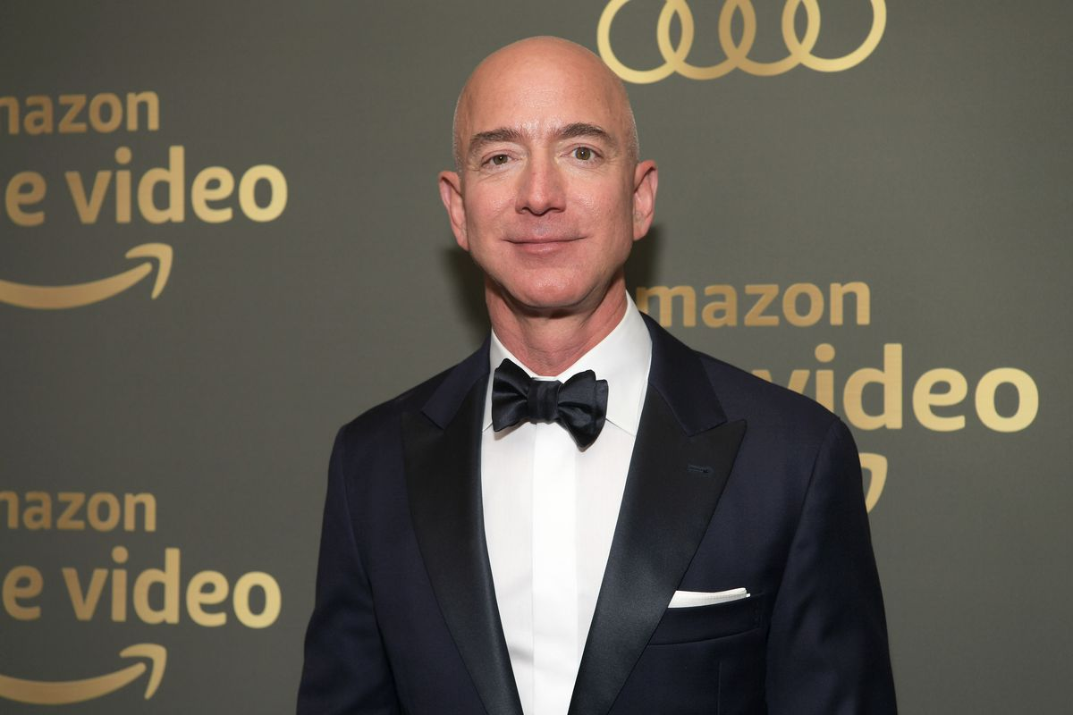 Jeff Bezos $35 Million