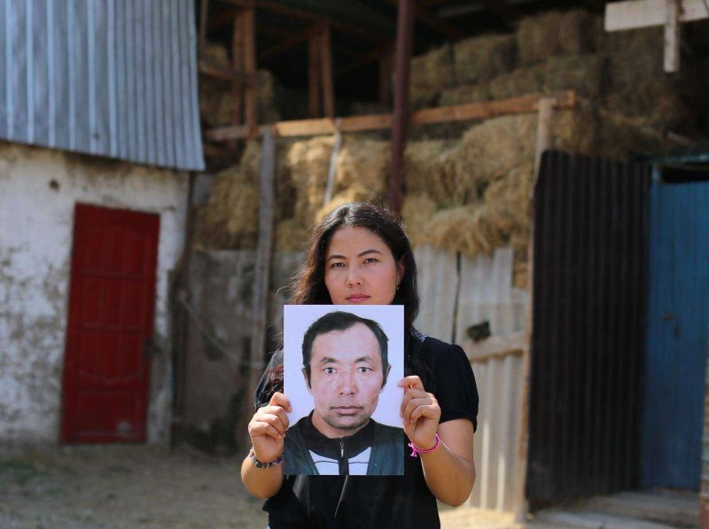 Up To One Million People in China's Concentration Camps