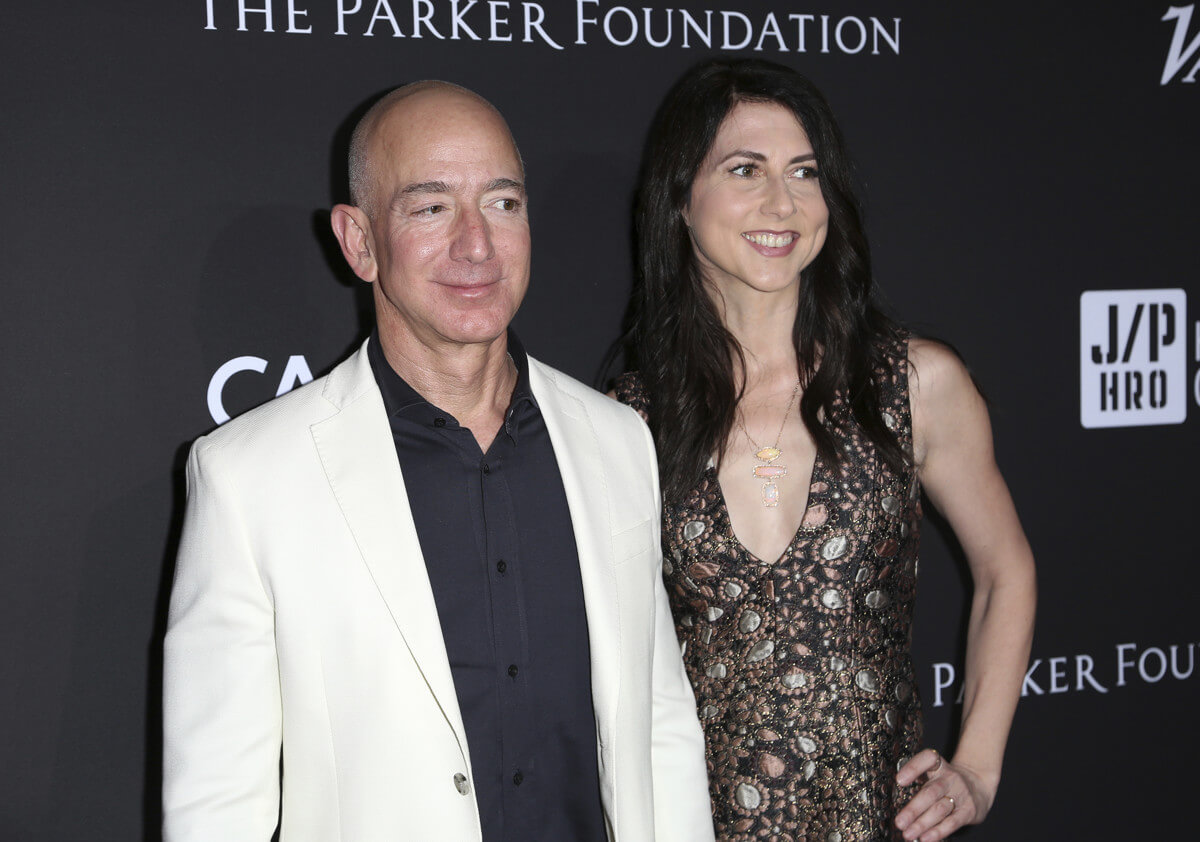 Ex-Wife Of Amazon CEO