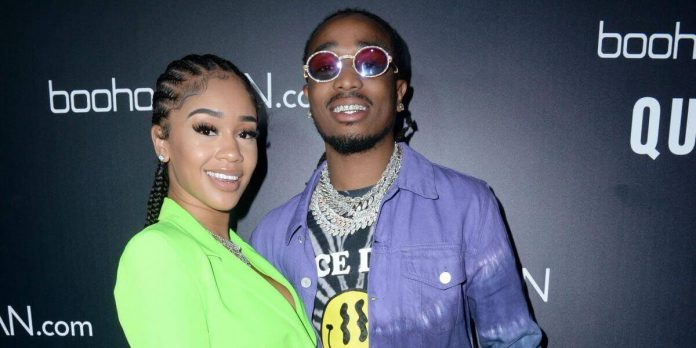 Saweetie And Quavo May Be Getting