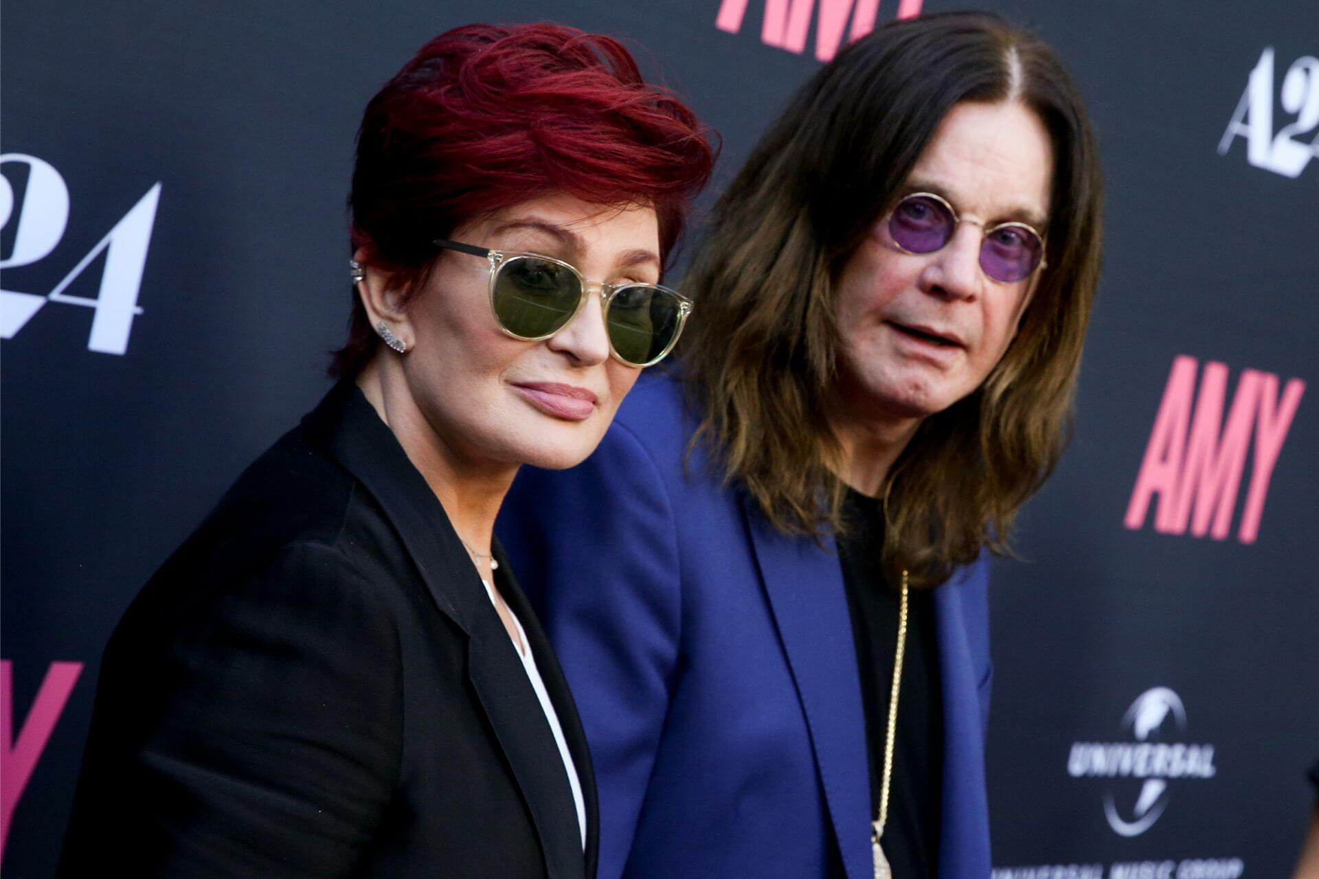 Sharon Osbourne Suicide Attempt