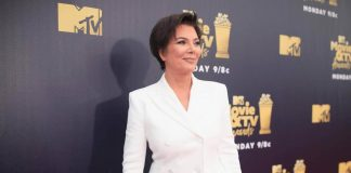 Simpson Allegedly Smashed 90s Mega Thot Kris Jenner