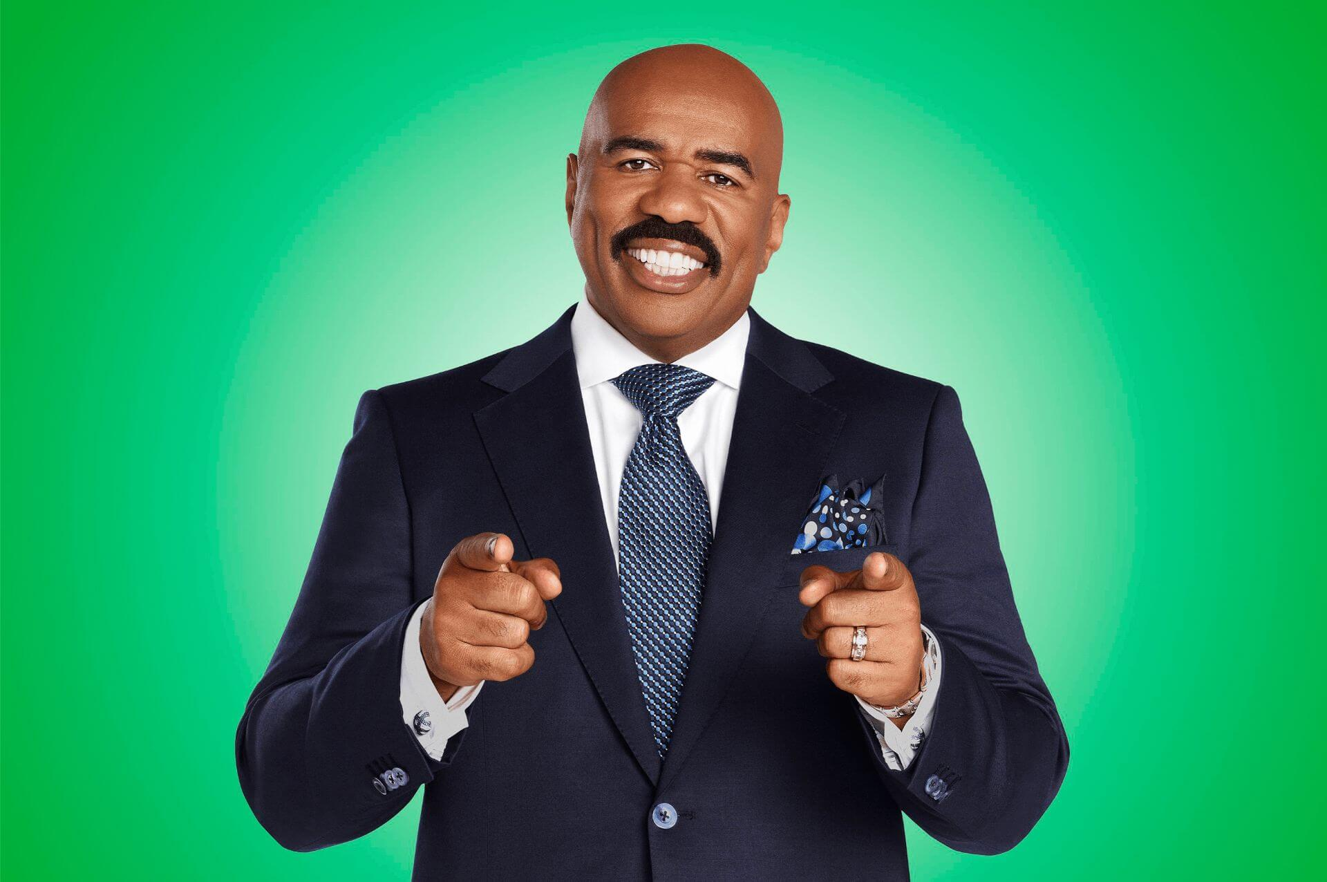 Steve Harvey Divorce Kingpin