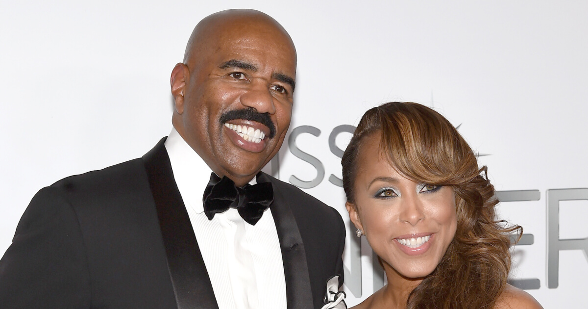 Steve Harvey Divorce Looming