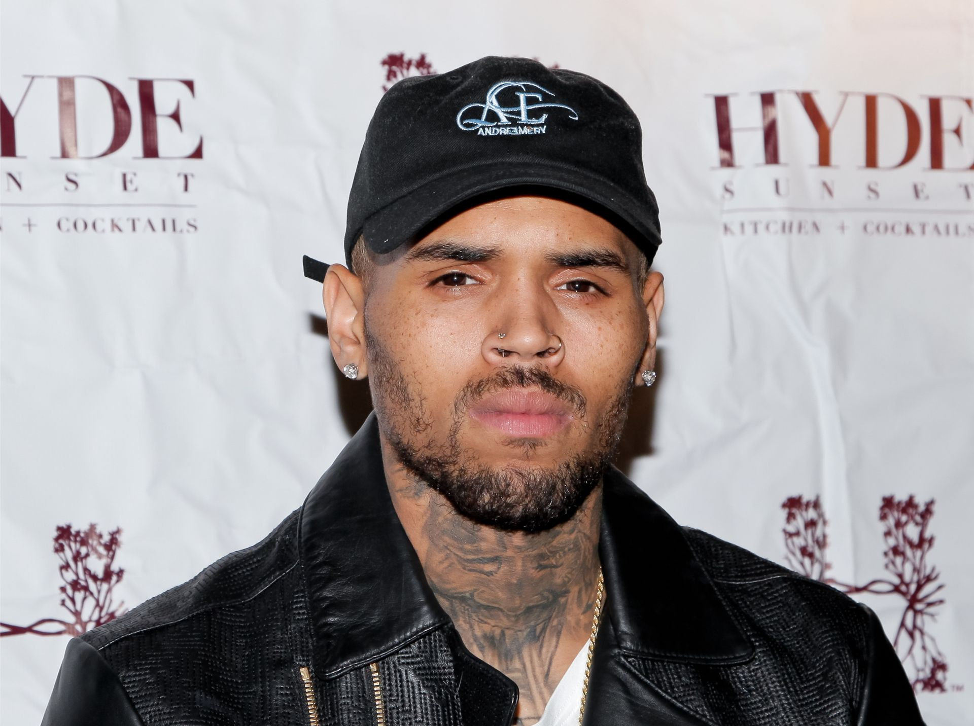 Chris Brown Double Dipping