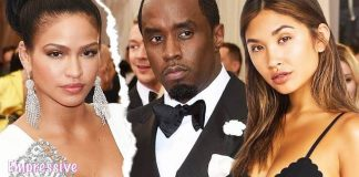 Diddy Smashing A New Model Chick