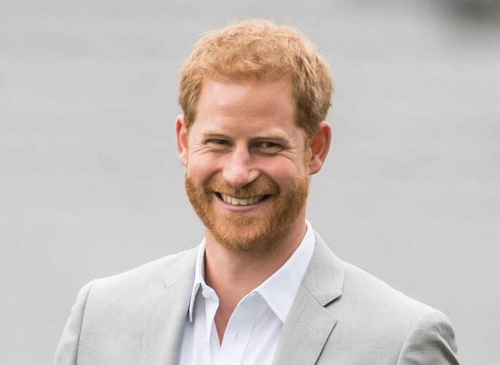 Prince Harry Wishlist