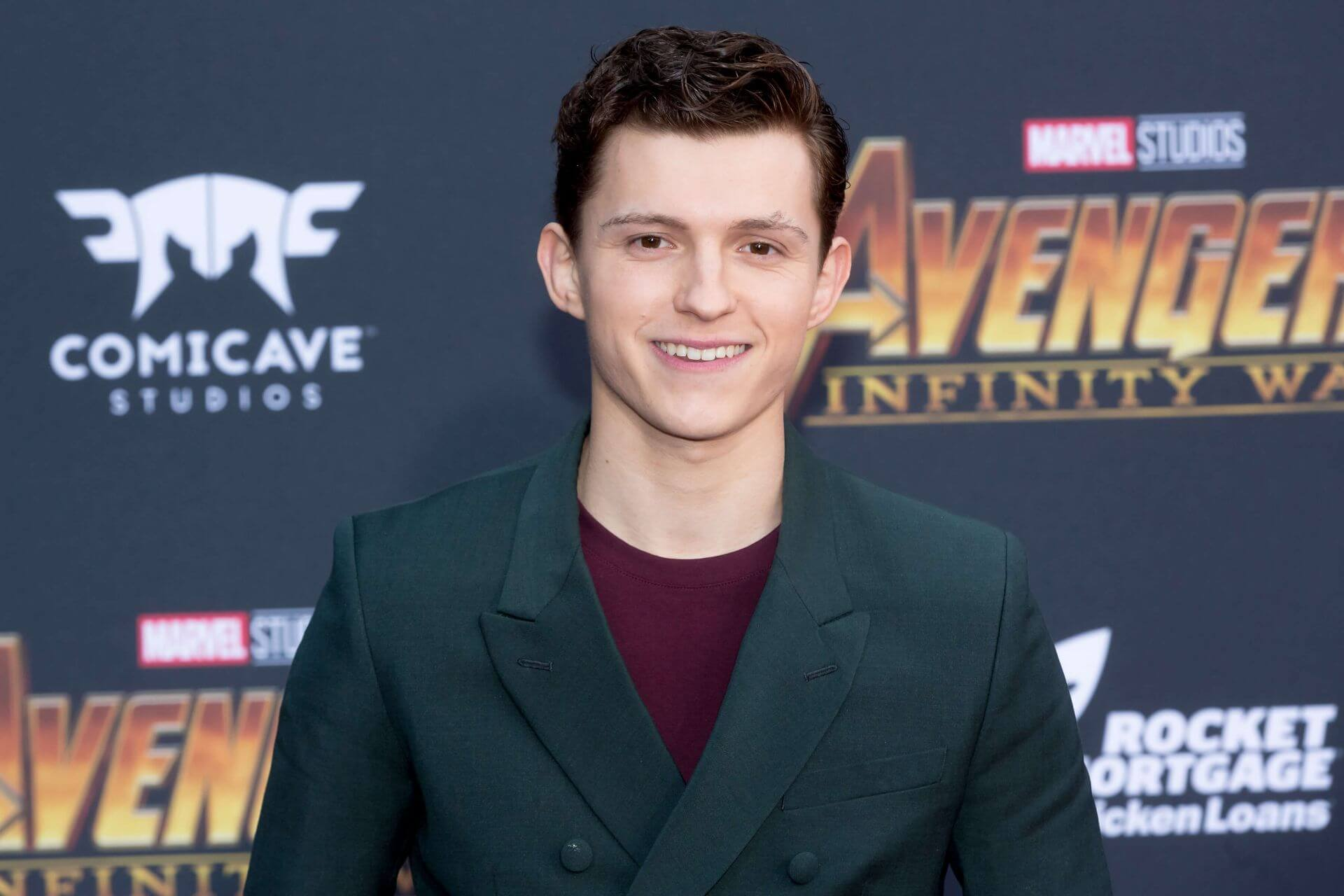 Tom Holland Saves Girl