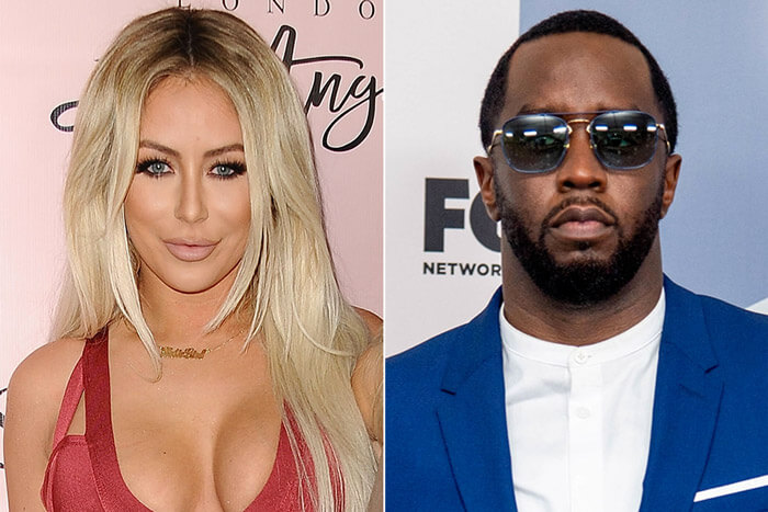 Aubrey O Day Says She is Still Scarred Of Diddy