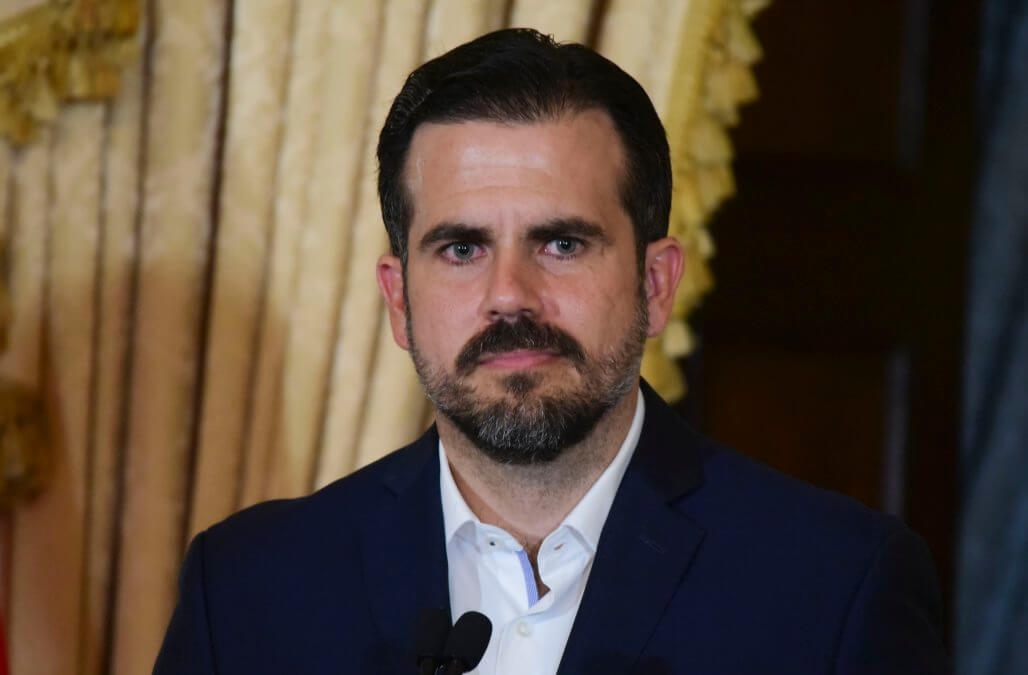 Puerto Rico is Disgusting Governor Agrees To Resign