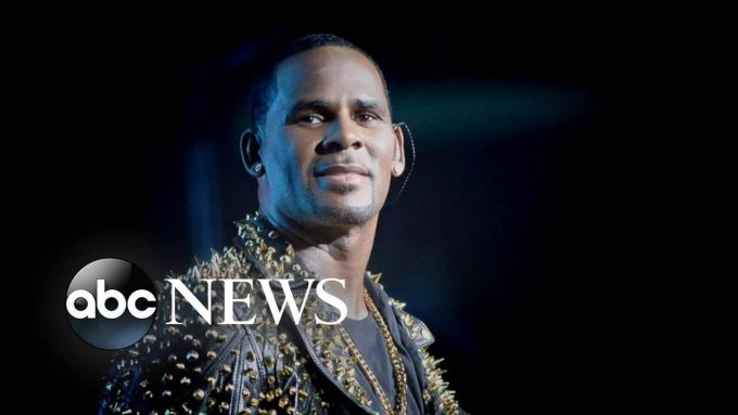 R. Kelly Bitch Ass Fears For His Life In General Population