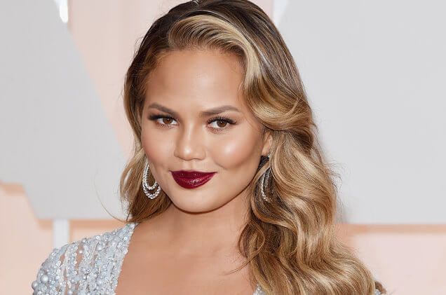 Chrissy Teigen Declares War