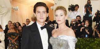 Cole Sprouse And Lili Reinhart Are Just Playing Mind Games