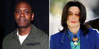 Dave Chapelle And Michelle Jackson Estate