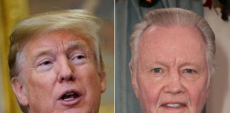 Jon Voight An Obvious Racist Says Racism Was