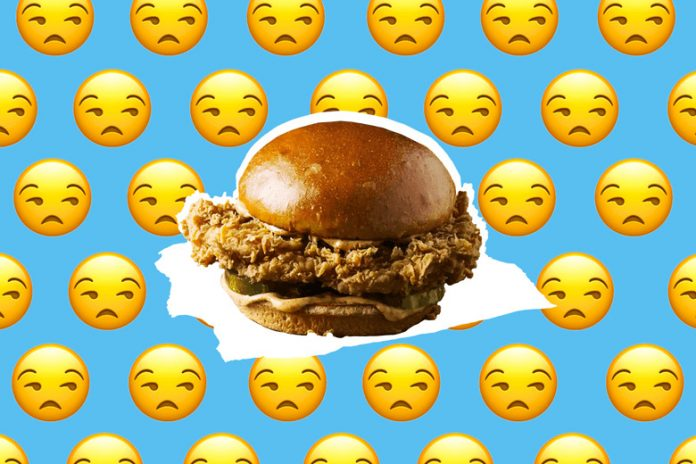Man Sues Popeyes Over Sold Out
