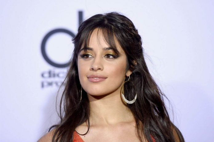 Middle Fingers Up to Body Shaming Says Camila Cabello