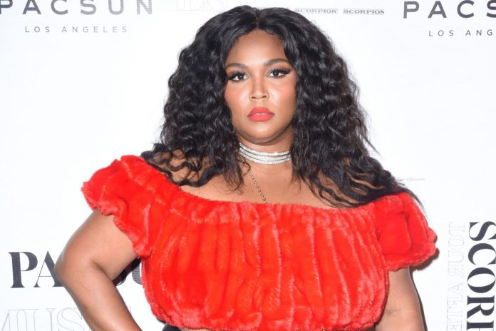 Lizzo So Happy Shes Making